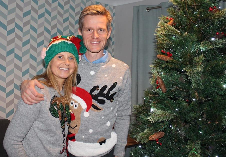 Keith & Gillian Christmas